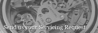 <p>Send us your servicing request</p>